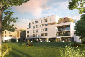 Immobilier neuf Linselles - Programme Oréom